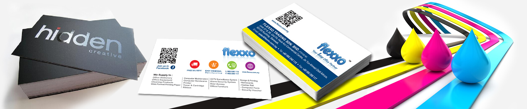 Namecard design printing