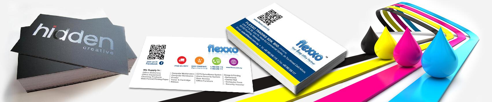 Namecard Design & Printing