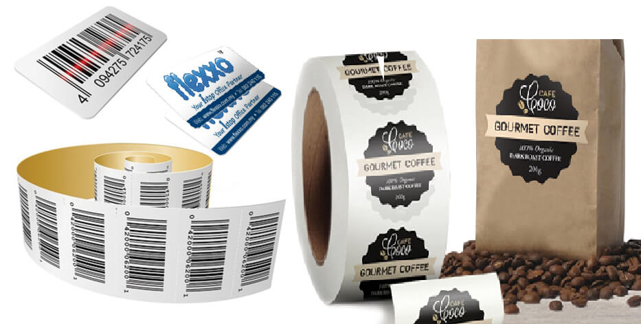 Label Sticker Design & Printing