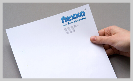 Letterhead Design & Printing