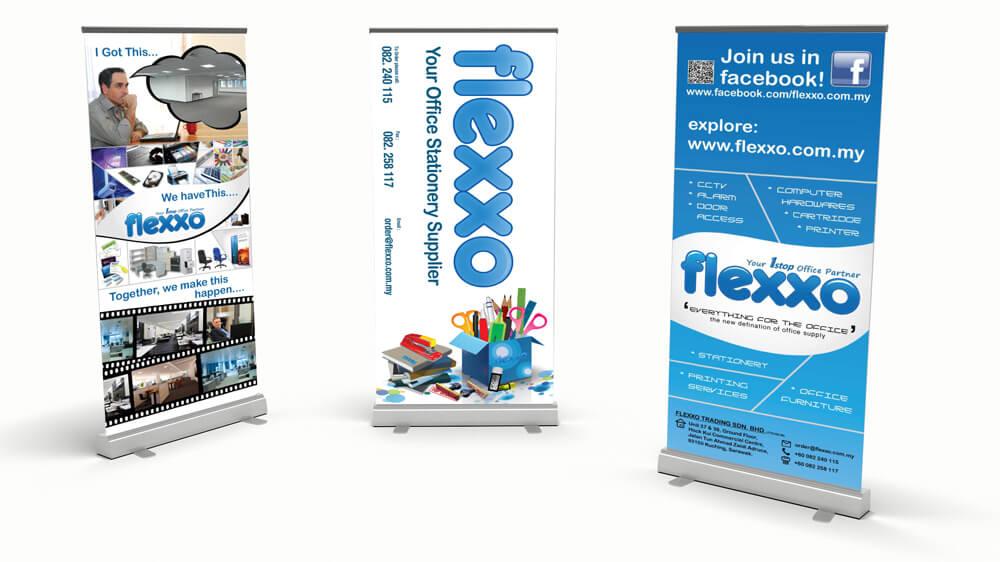Banner Design & Printing