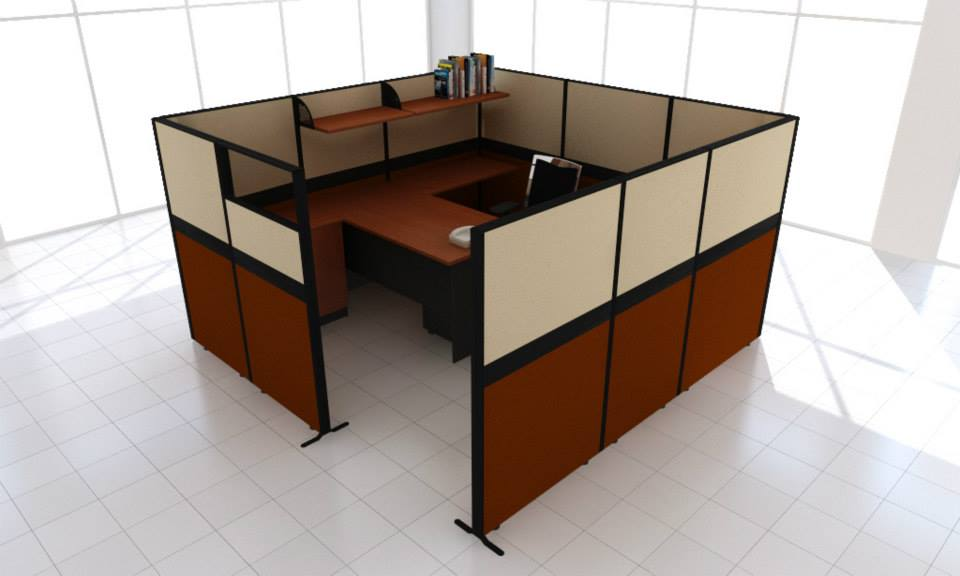 Office Partition - Manager Room