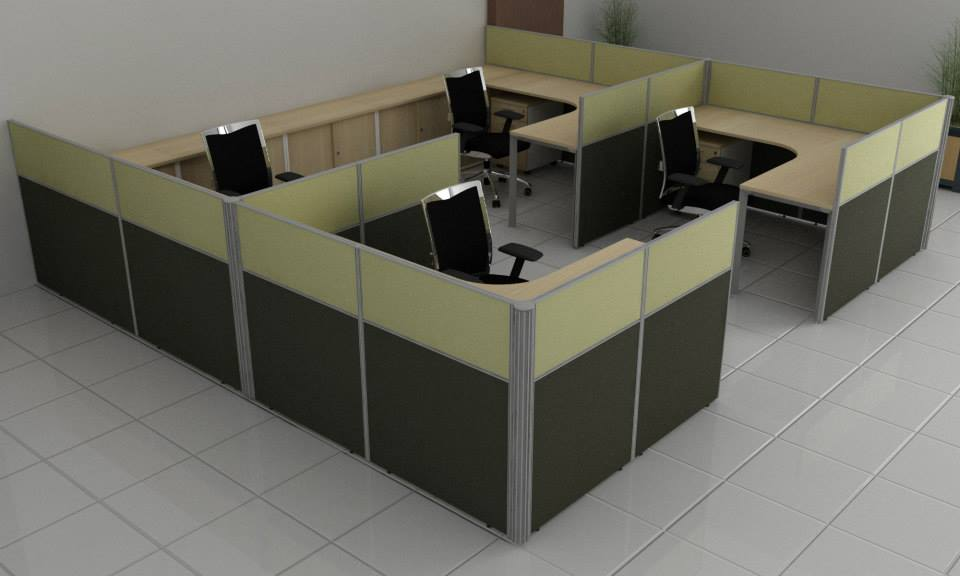 Office Section Partition