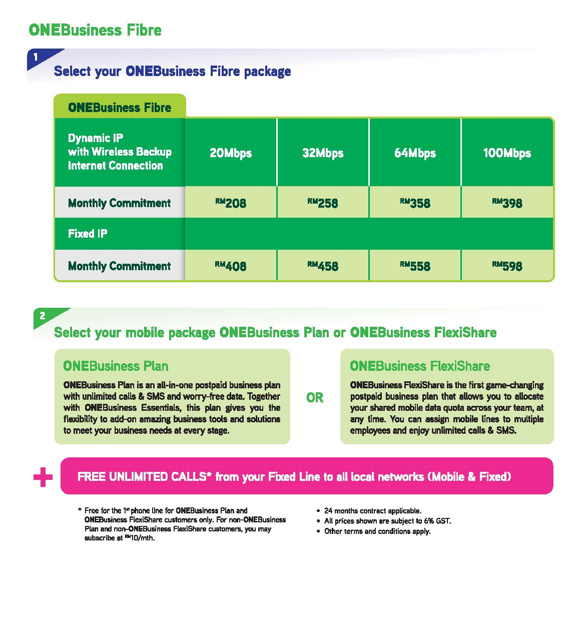 Maxis One Business Fibre