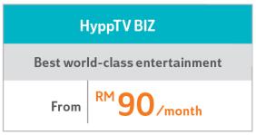 Unifi Biz Pro Plan - HyppTV BIZ